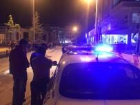 POMPALI TÜFEK - Afyonkarahisar'da Polis Ekipleri Ramazan'da Da Denetim Uygulamalarına Devam Ediyor