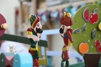 AHŞAP OYUNCAK - Ahşap Oyuncak Geleneği Kahranmaraş'ta Yaşatılıyor