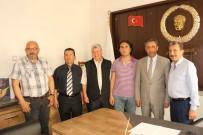 DIYALOG - Akdeniz Belediye Başkanı Pamuk'tan MGC Yönetimine Ziyaret
