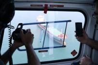 AMBULANS HELİKOPTER - Akdeniz'i Kirleten Gemilere Havadan Ceza