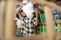 MYANMAR - Arakanlı Müslümanlara Ramazan Kumanyası Dağıtımı