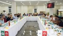SERGEN YALÇIN - Atiker Konyaspor İftar Yemeğinde Buluştu