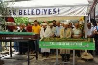 KALP KRİZİ - Aydın'da Aynı Gün Vefat Eden Eğitimciler Son Yolculuklarına Uğurlandı