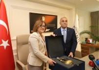 ŞAHINBEY BELEDIYESI - Bakan Fakıbaba'badan Fatma Şahin'i Övgü