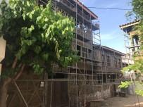 RESTORASYON - Başkan Şahin, Restorasyon Çalışmalarını Yerinde İnceledi