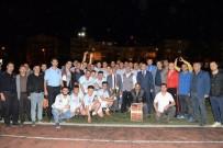 AÇIK CEZAEVİ - Belediye Futbol Turnuvası Sona Erdi