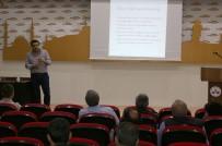 YÜZ YÜZE - Belediye Personeline 'Kamu Yönetiminde Halkla İlişkiler' Semineri