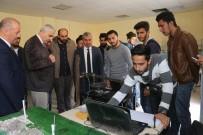SAVUNMA SANAYİ - BEÜ Teknik Bilimler MYO'da Proje Sergisi