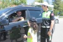 ENGELLİ ÖĞRENCİLER - Bir Günlüğüne Polis Oldular