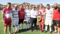 KıBRıS - Bodrum Ve KKTC Master Takımları Dostluk Maçı Yaptı
