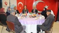MEHMET AKIF ERSOY ÜNIVERSITESI - Burdur'da İlk İftar Şehit Aileleri Ve Gazilerle Yapıldı