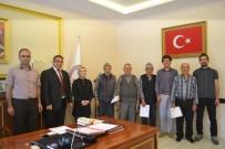 Büyükorhan'da Okuma Yazma Belge Dağıtım Töreni Yapıldı