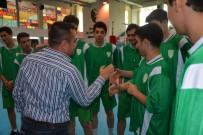 FIKRET COŞKUN - Büyükşehir'in Genç Dev Adamları Türkiye 6'Incısı Oldu