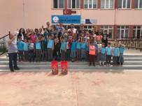GERİ DÖNÜŞÜM - Çan Belediyesi 1 Ton Atık Pil Topladı
