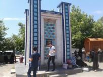 HÜSEYİN BAŞARAN - Çan Otobüs Terminalindekiçeşmenin Suyu Yeniden Akamya Başladı