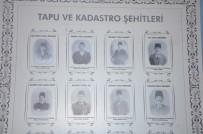 TAPU KADASTRO - Çanakkale'de Şehit Olan Kadastro Mekteb-İ Alisi Öğrencilerinin Adları Bilecik'te Anılacak