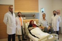 MİDE AMELİYATI - Dünyanın En Uzun Adamının Eşi Ameliyat Oldu