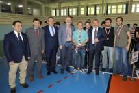 İLETİŞİM FAKÜLTESİ - ERÜ'de 18. Geleneksel Spor Şenliği Ödülleri Sahiplerini Buldu