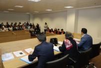 AHMET BULUT - ERÜ'de 'Prof. Dr. Ali Fuat Başgil Farazi Dava Ve Duruşma Yarışması' Düzenlendi