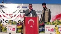 EYÜP BELEDİYESİ - Eyüp Belediyesi'nden Suriye'de Kardeşlik İftarı