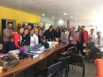 Fatsa'da Öğretmen Şiir Kitabı Çıkardı