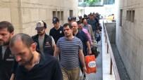 FETÖ'den Adliyeye Sevk Edilen 19 Şüpheli Tutuklandı