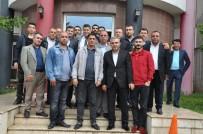 MEHMET ÖZDEMIR - Gaziantepspor'da Yeni Yönetim Mazbatasını Aldı