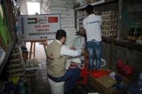 SADAKATAŞI - Gazze'ye Acil Gıda Ve Tıbbi Yardımı
