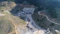 YUSUF ÖZDEMIR - Gembos Güzergahlı Yeni Konya-Antalya Yolunda Çalışmalar Sürüyor