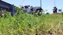 KARADENIZ SAHIL YOLU - Giresun'da Otomobil İle Tır Çarpıştı Açıklaması 3 Yaralı