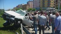 Giresun'da Trafik Kazası Açıklaması 2'Si Ağır 3 Yaralı