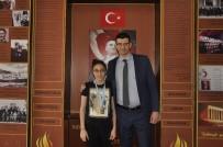 GÜMÜŞ MADALYA - GKV'li Dicle Su Sertpolat İstanbul'da Madalyaları Topladı
