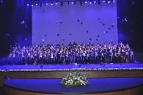 GAZIANTEP ÜNIVERSITESI - GKV Ortaokulu 54. Yıl Mezunlarına Kep Töreni