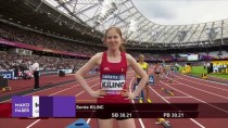 DÜNYA ATLETİZM ŞAMPİYONASI - Görme Engelli Milli Atlete Klipli Destek