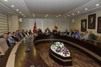 KAMULAŞTIRMA - Gümüşhane Belediye Meclisi Mayıs Ayı Toplantıları Yapıldı