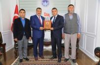 FEDAKARLıK - Güvenlik Korucuları Ve Şehit Aileleri Derneğinden Gürkan'a Ziyaret
