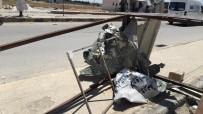 İDLIB - Halep'te Trafik Kontrol Noktasında Patlama