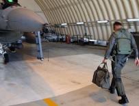 ANKARA EMNİYET MÜDÜRLÜĞÜ - Hava Kuvvetleri'ne FETÖ operasyonu! 101 subay hakkında gözaltı kararı