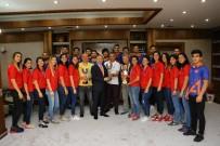 HENTBOL - Hentbolun Şampiyonu Akdeniz Üniversitesi