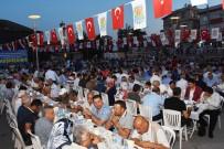 YÜKSEL ÜNAL - Hz. Danyal Meydanı'nda Ramazan Coşkusu