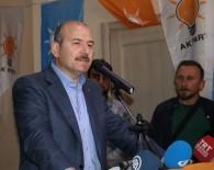 KARDEŞ KAVGASI - İçişleri Bakanı Süleyman Soylu Yüksekova'da