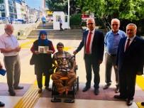 KAYMAKAMLIK - İki Engelli Vatandaş Akülü Sandalyesine Kavuştu