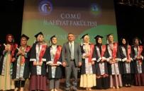 İLAHİYAT FAKÜLTESİ - İlahiyat Fakültesi Mezuniyet Töreni Gerçekleştirild