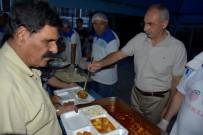 SOSYAL BELEDİYECİLİK - İncirliova'da 25 Bin Kişiye İftar Yemeği