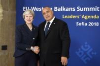 BULGAR - İngiltere Başbakanı May, Bulgar Mevkidaşı İle Görüştü