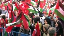 FEVZI KıLıÇ - 'İsrail'e Lanet Filistin'e Destek' Mitingi