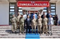 JANDARMA GENEL KOMUTANI - Jandarma Genel Komutanı Çetin Tunceli'de