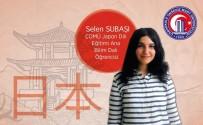SUBAŞı - Japon Dili Eğitimi'nde Türkiye'de En Başarılı Öğrenci ÇOMÜ'lü