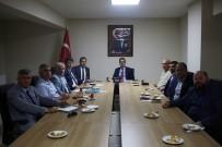MEHMET YÜZER - Kapaklı'da Seçim Güvenliği Görüşüldü
