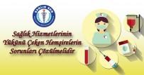 PERFORMANS SİSTEMİ - Karaer; 'Sağlık Hizmetlerinin Yükünü Çeken Hemşirelerin Sorunları Çözülmelidir'